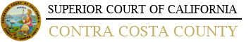 Superior Court of California Contra Costa County Court, Coronavirus (COVID-19)